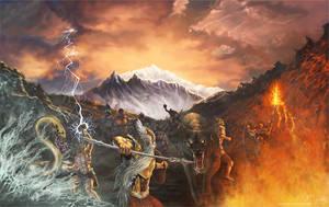 Ragnarok by Fakelore