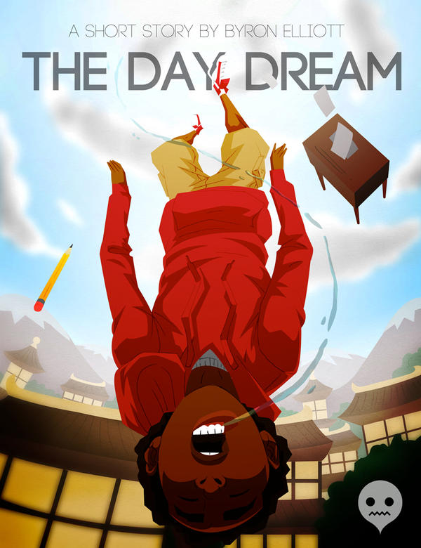 Day Dream Comic Cover by byronelliott88