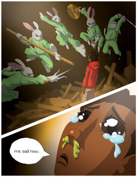Day Dream Comic - page 6
