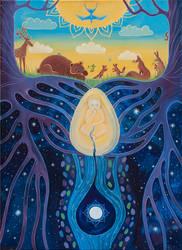 The birth by goraakkaya