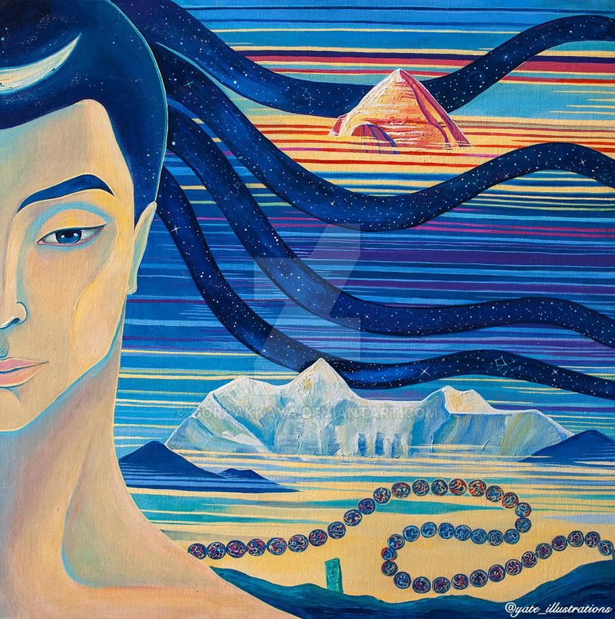 Shiva: Altay - Himalaya. by goraakkaya
