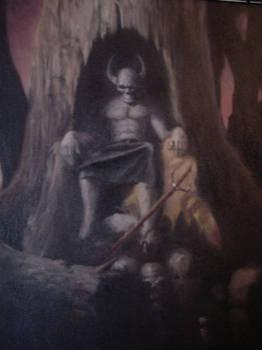 the black forest devil