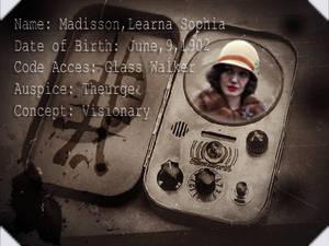 Learna Sophia Madisson