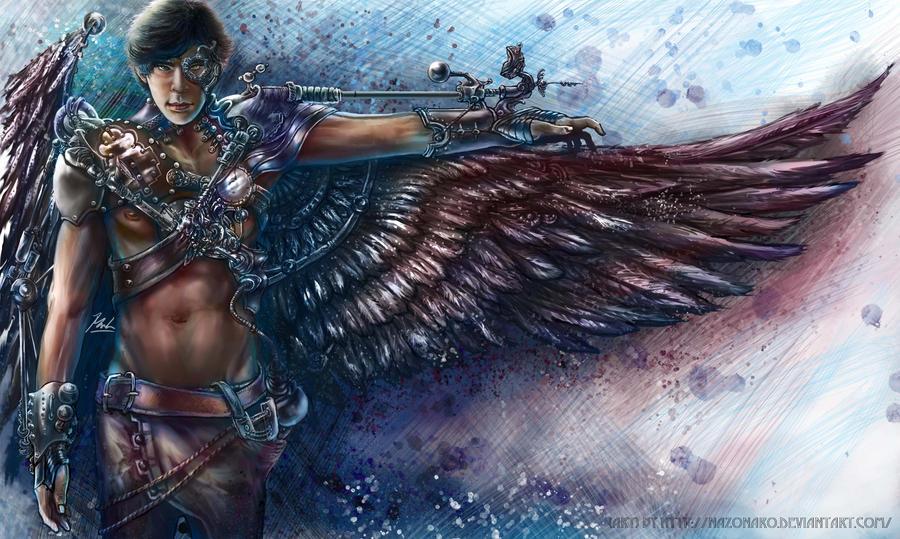 Mechanical Angel - Benedict Cumberbatch by Nazonaro on ... Benedict Cumberbatch Facebook