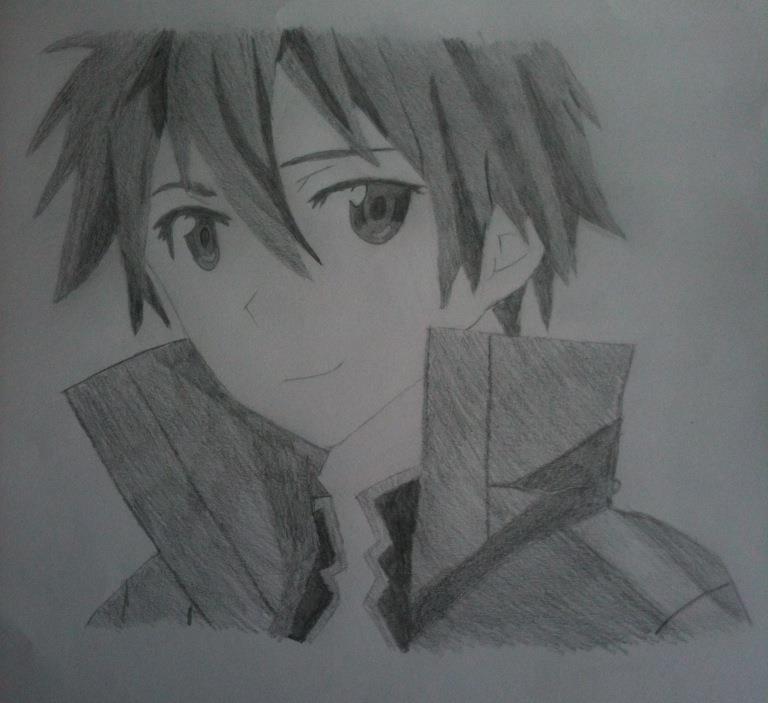 Kirito by DemonJnR