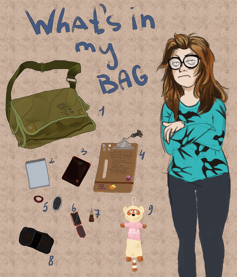 My Bag by NeigloD