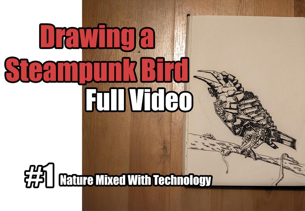 Video of me drawing by JoshDoesArtStuff99