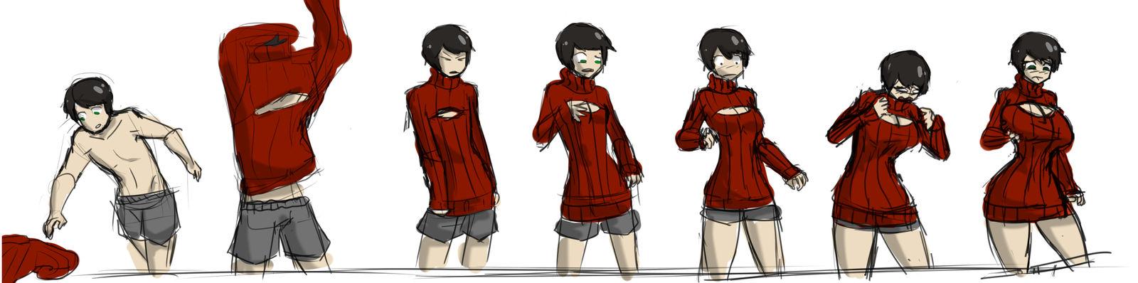sweater tg