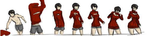 sweater tg by dizzyornot