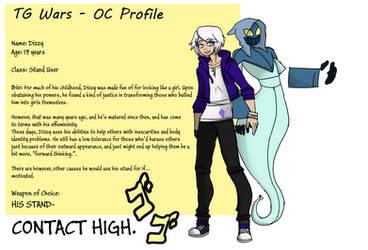 TG War Profile: Dizzy
