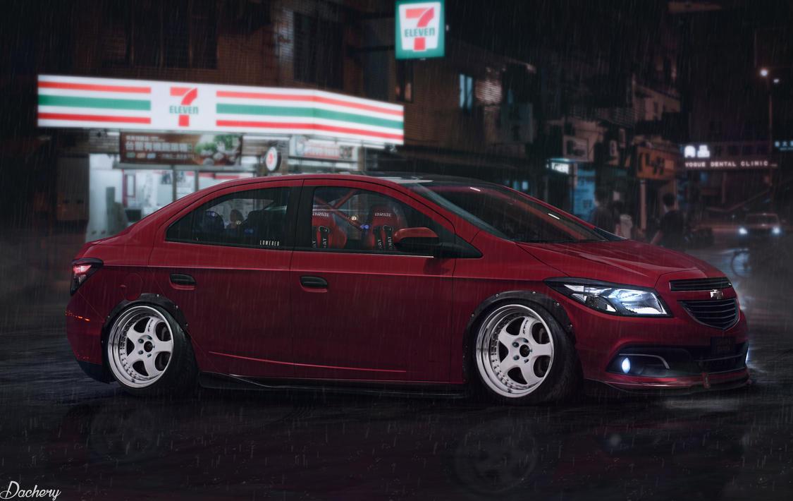 Chevrolet Prisma LTZ 2013 ~ DacheryDesigner by DacheryDesign