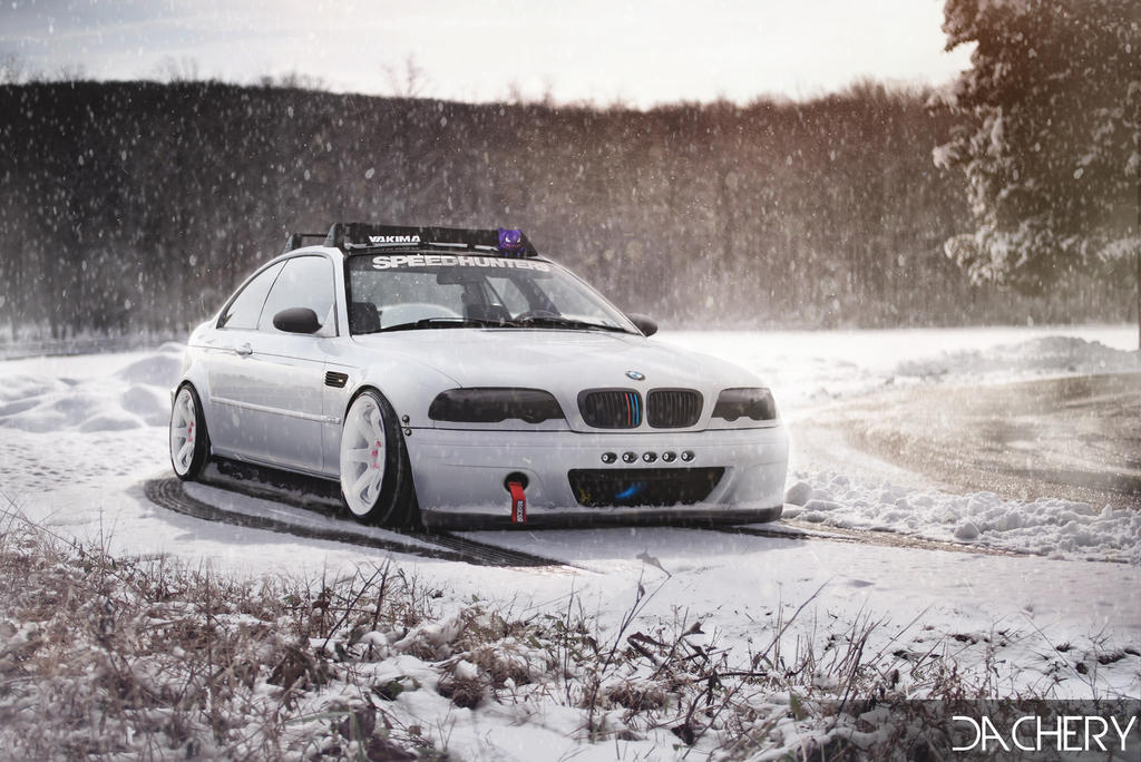 BMW e46 M3 Stance by DacheryDesign
