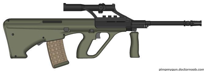 My StG. 77