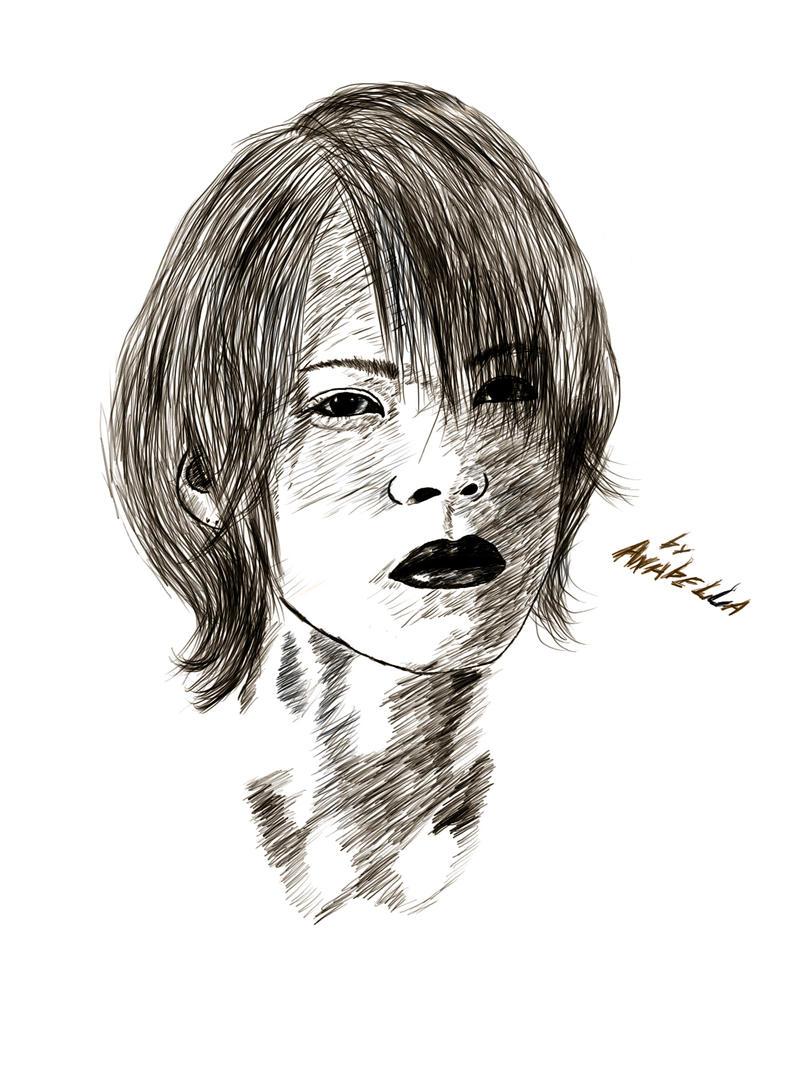 Ueda Tatsuya by AnabellaAt