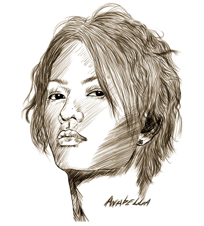 Koki Tanaka by AnabellaAt