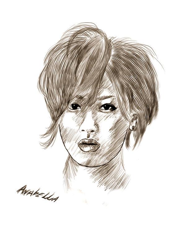 Akanishi Jin ... ? by AnabellaAt