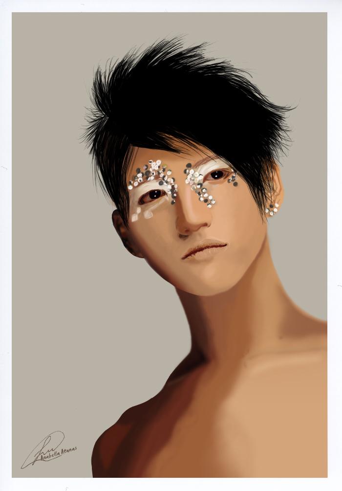 Taguchi Junnosuke by AnabellaAt