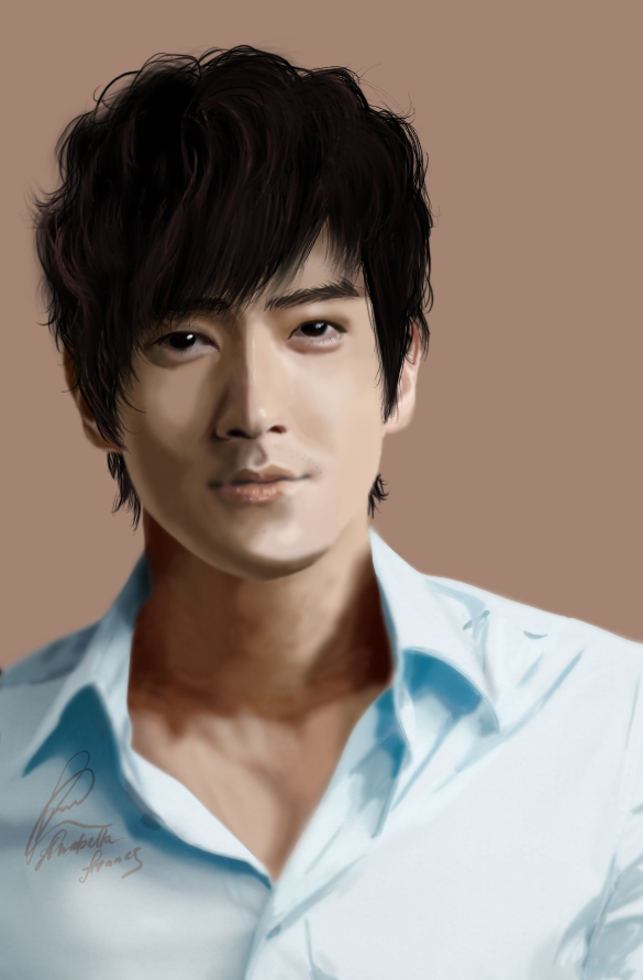 Choi Siwon by AnabellaAt