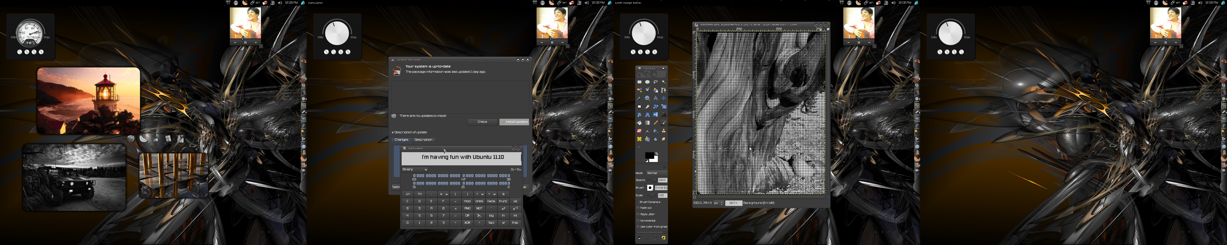 Beginning to Have Fun _ Ubuntu Oneiric by Paz-1