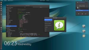 Vertex-Dark modified in Ubuntu 18.04