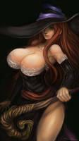 Sorceress by Ku-On