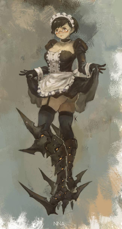 Super Maid : Nina