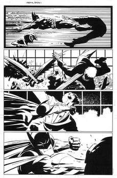 Batman in Action