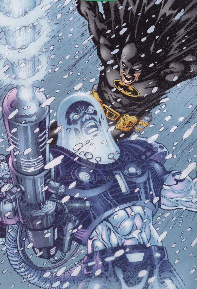 Batman: No Man's Land Gallery #1 by DrewGeraci