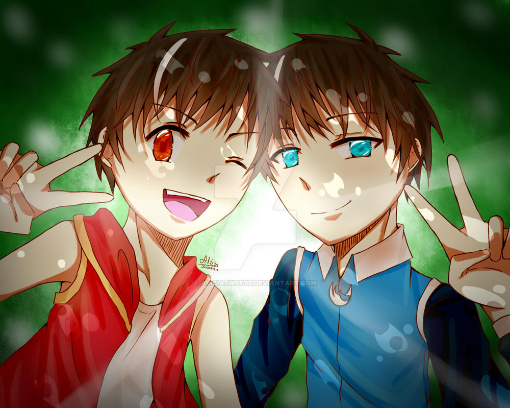 Boboiboy Api And Air By Aliciasweetz On Deviantart