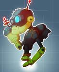 Mr.Zurkon-Ratchet and Clank