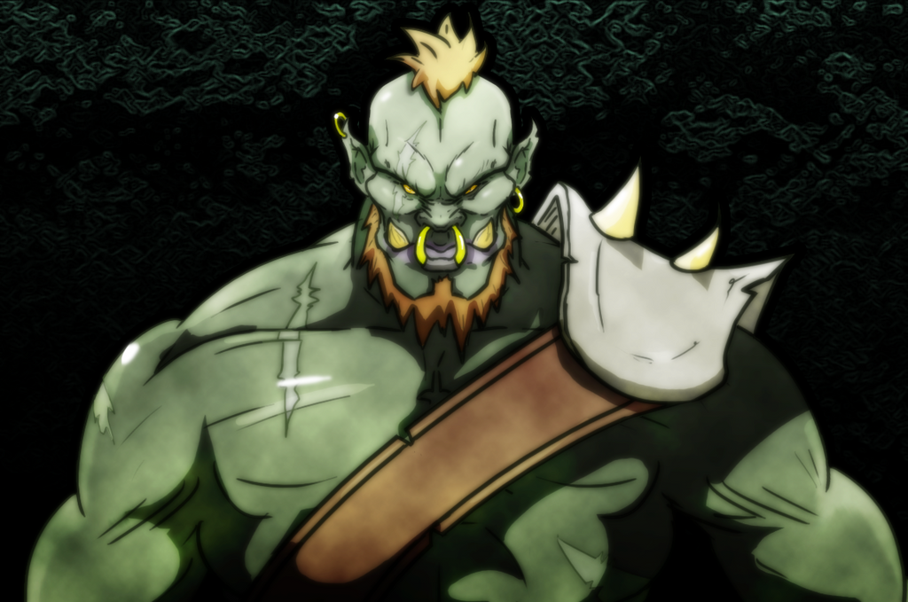 Orc by MAGAM88