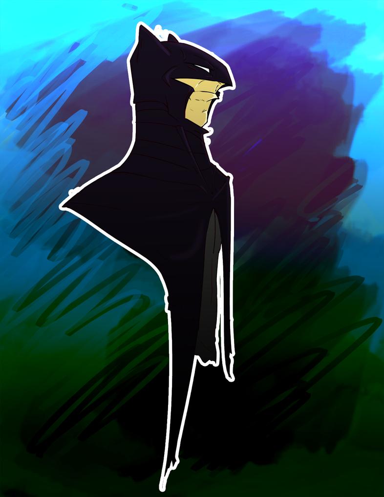 Batman by MAGAM88