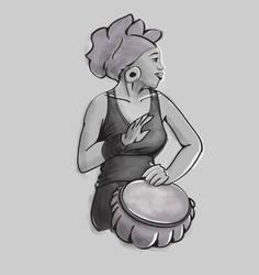Rhythms of Africa by lynchment