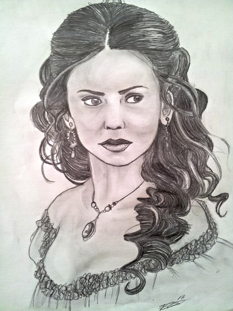 Katherine 1864 by KatherineFan324