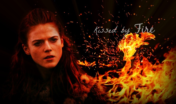 Kissed by Fire by KatherineFan324