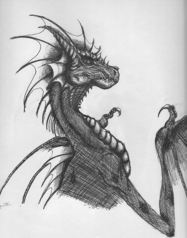 Dragon by KatherineFan324