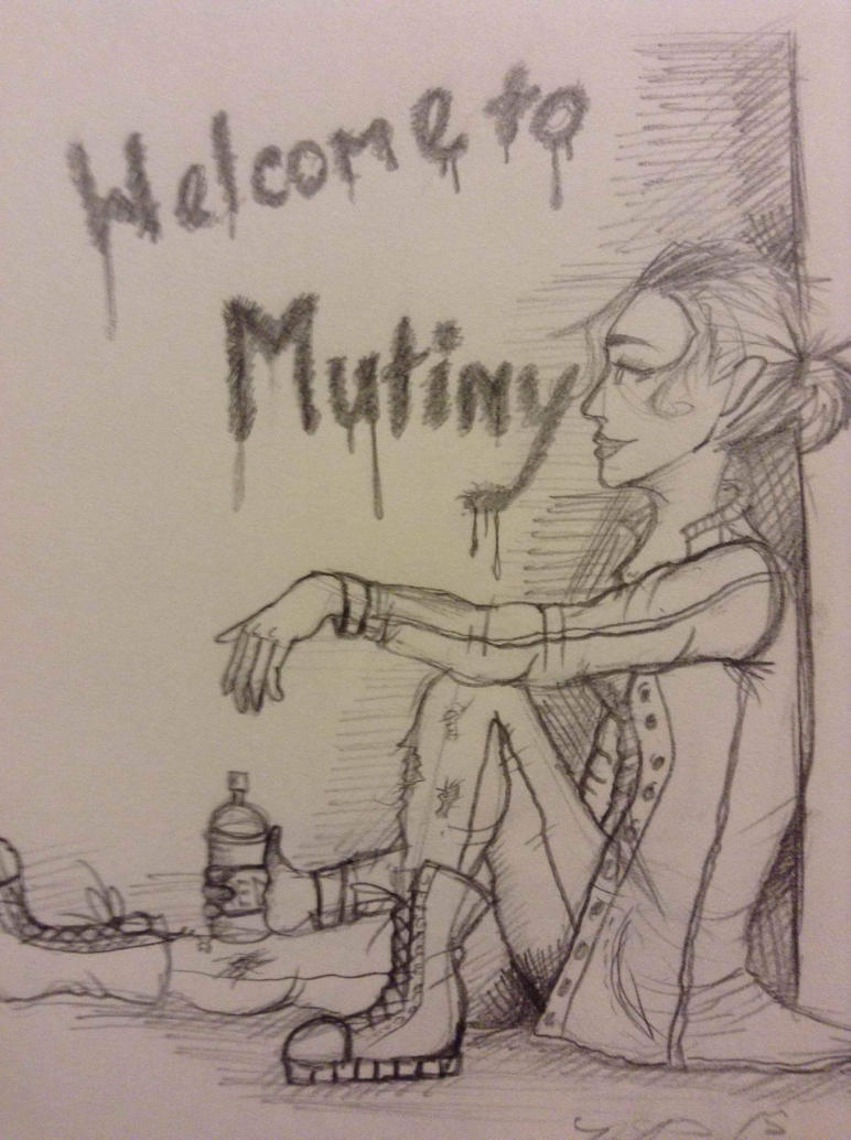 Mutiny by KatherineFan324