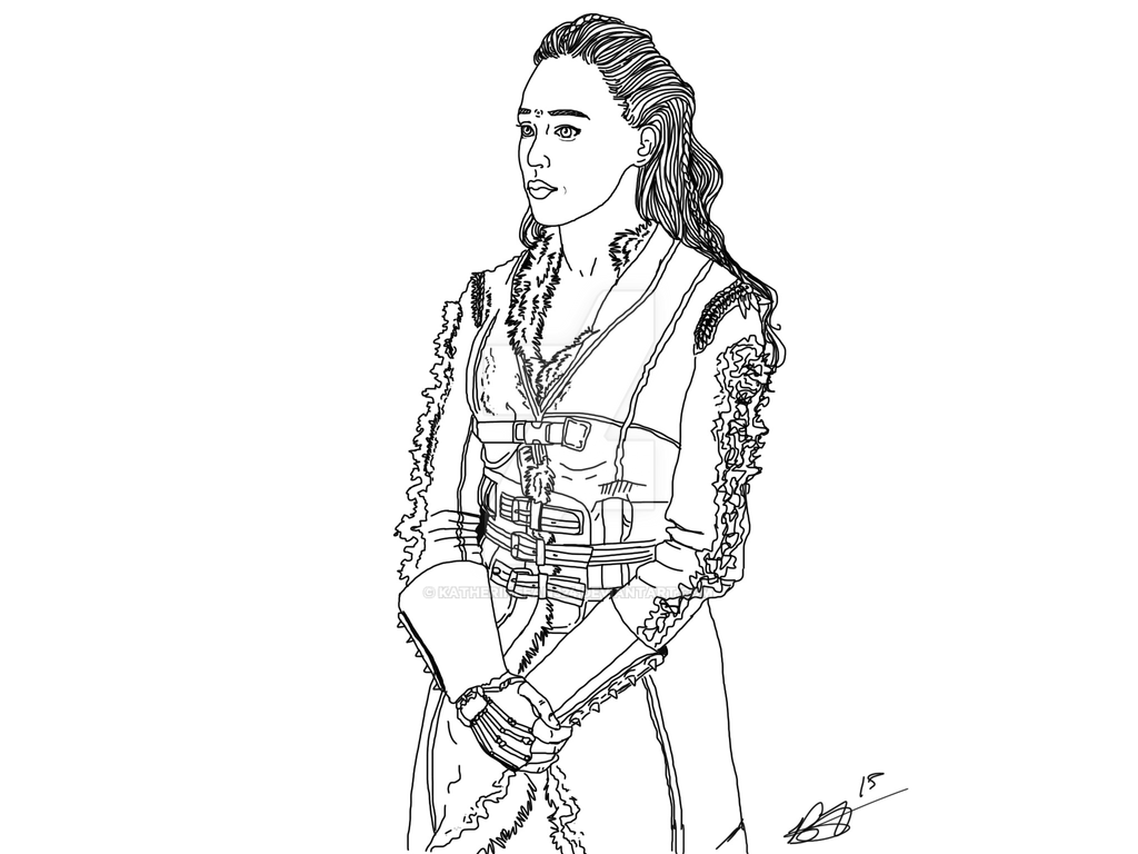 Heda by KatherineFan324
