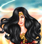 Badass Wonder Woman
