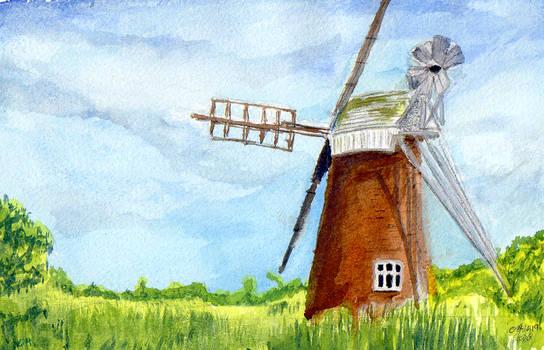 Norfolk Windmill