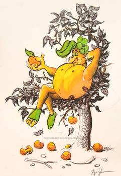 Peach Pilferer