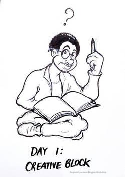 Drawtober (Day 1): Creative Block