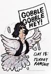 Drawtober (Day 18): Turkey Ramone