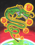 Shenron The Legendary Dragon
