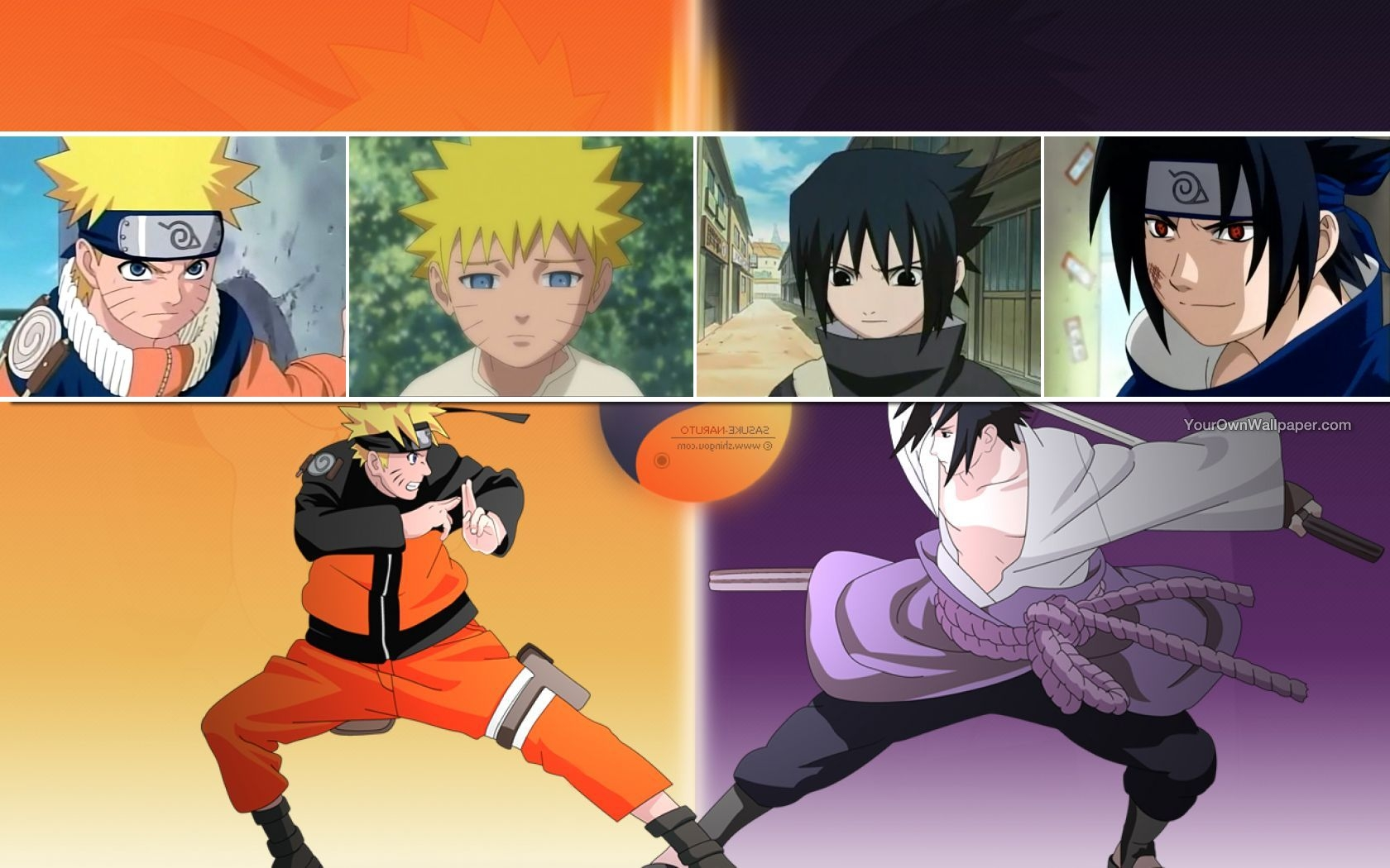 Naruto Uzumaki Vs Sasuke Uchiha Naruto Uzumaki vs Sasu...