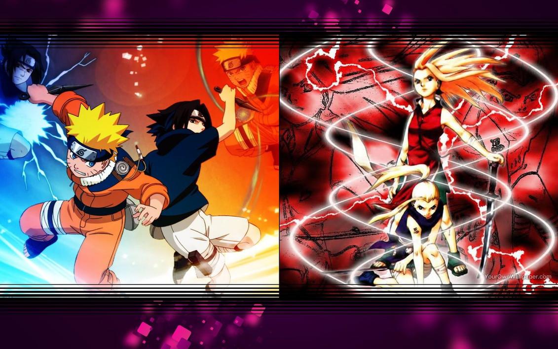 Naruto sasuke vs sakura ino wallpaper by weissdrum on deviantart naruto sasuke vs sakura ino wallpaper by weissdrum altavistaventures Gallery