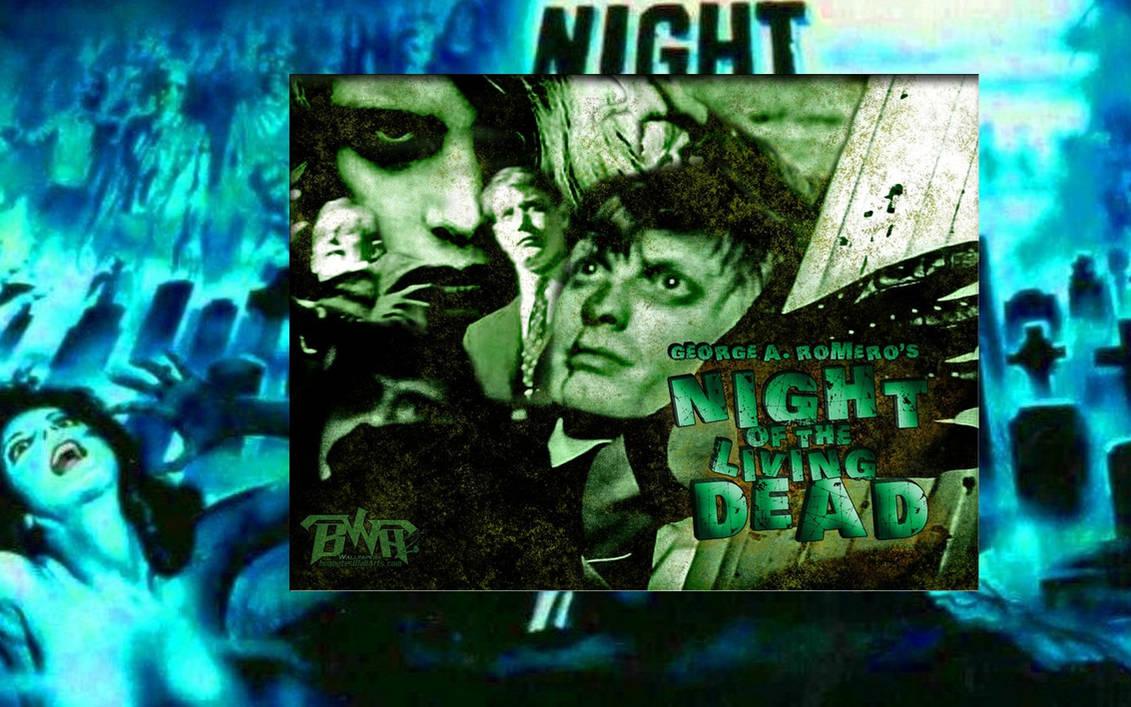 Night Of The Living Dead Wallpaper 2 By Weissdrum On Deviantart