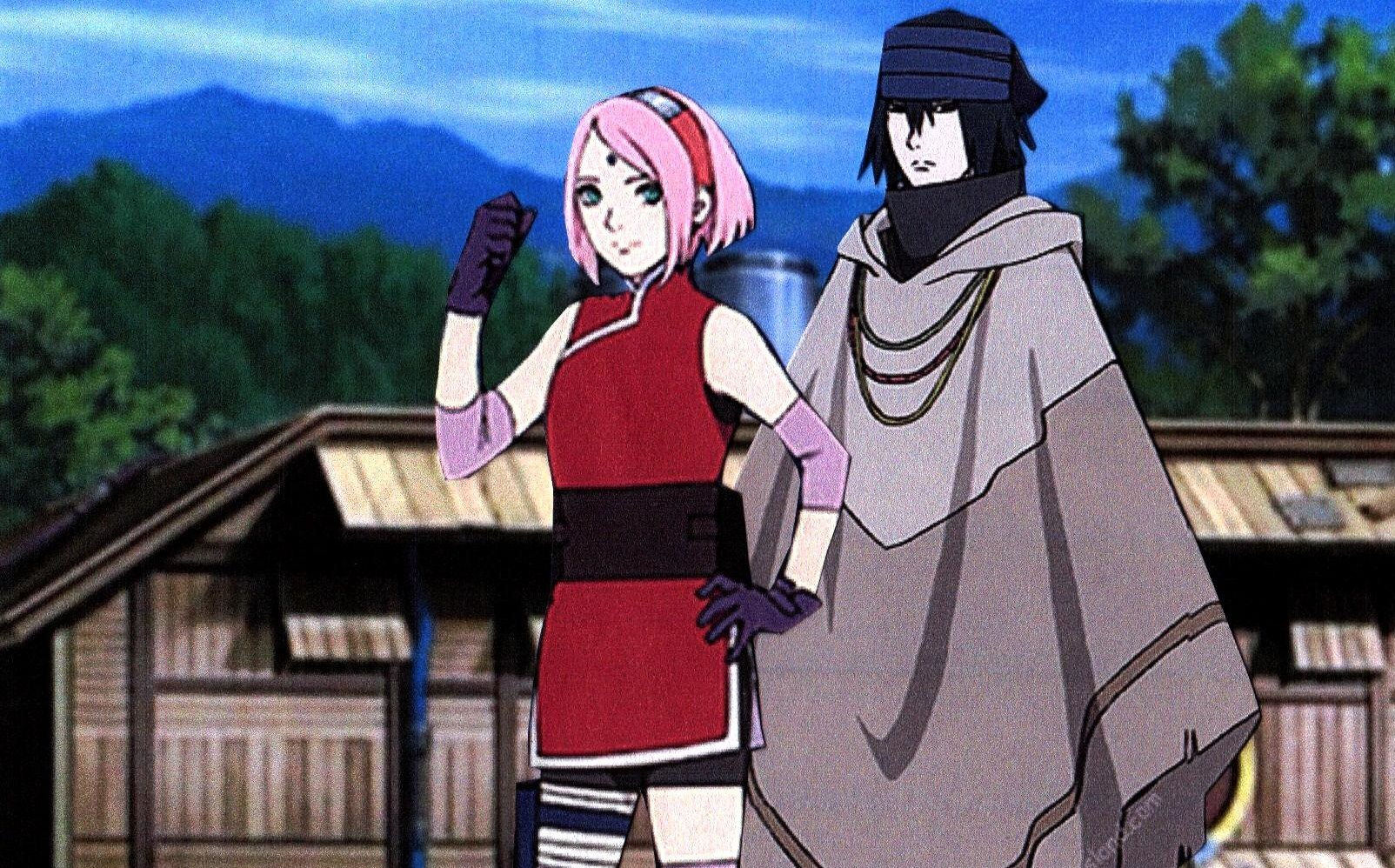 Sasuke And Sakura The Last Wallpaper By Weissdrum On Deviantart