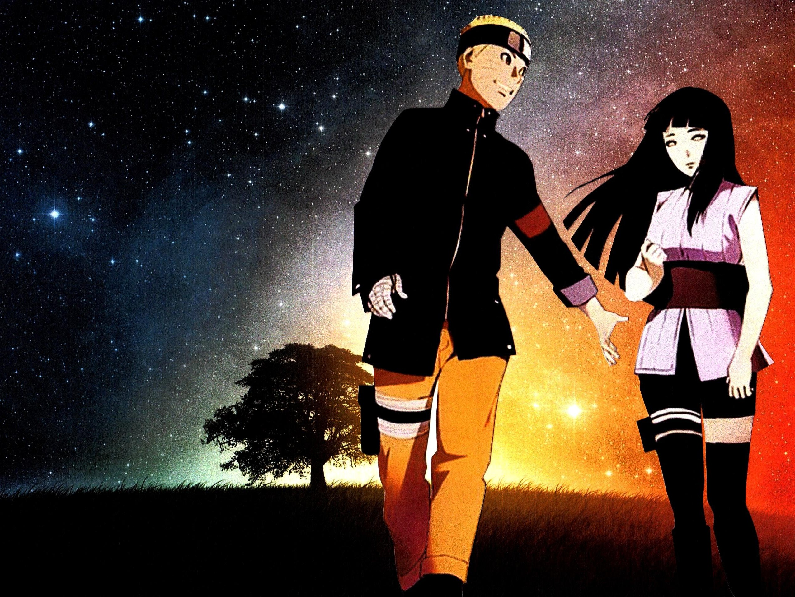 naruto and hinata the last wallpaper 4 by weissdrum on