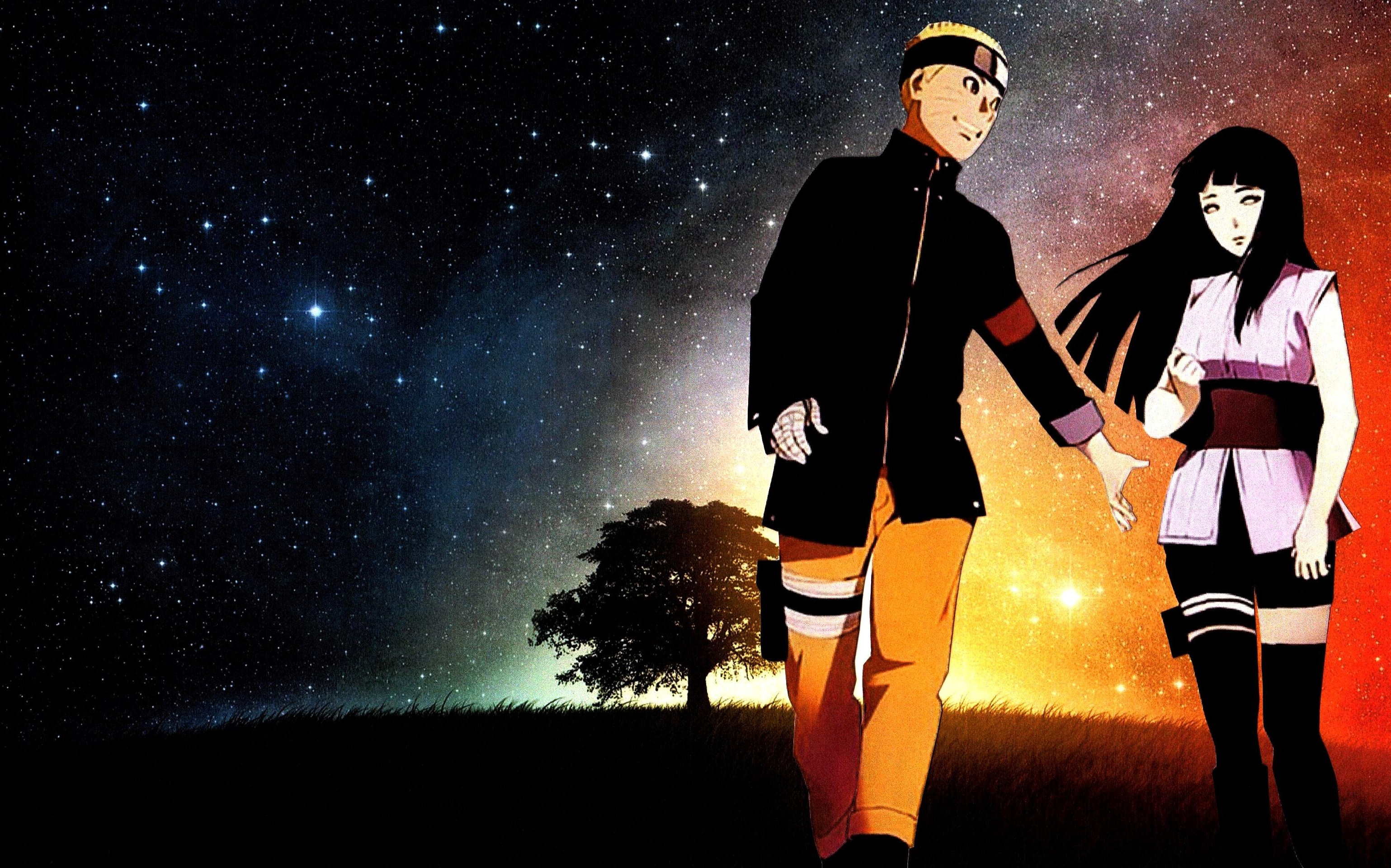 Naruto And Hinata The Last Wallpaper 5 By Weissdrum On